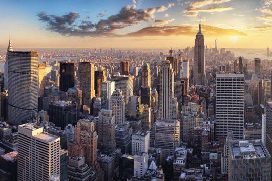 Est des Etats-Unis et New York